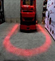 Forklift Arc Light Pedestrian Safety