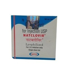 Natclovir - Ganciclovir Injections, for Clinical, Packaging Type: Injection