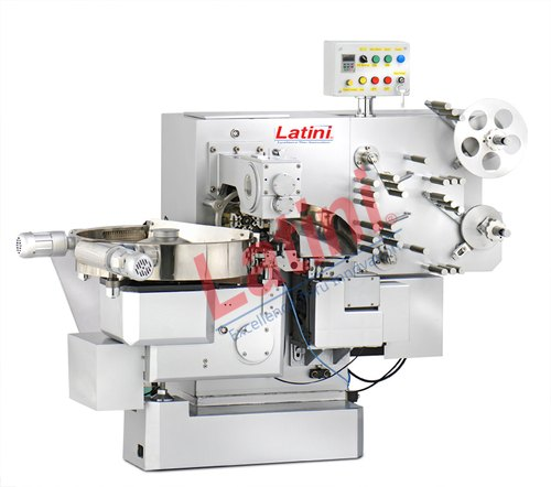 Cw-600 Automatic Candy Double Twist Wrapping Machine