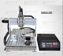 4Axis CNC Machine for soft metals