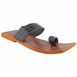 Square Toe Men Flip-Flop Slipper 223