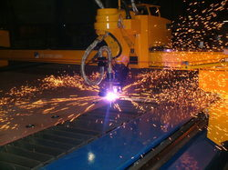 Plasma Cutting Work