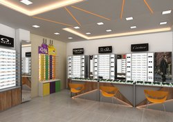 Designing Solution for Optical Showroom