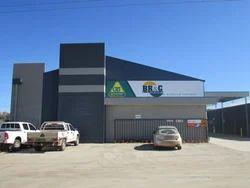RCC & STEEL building contractor