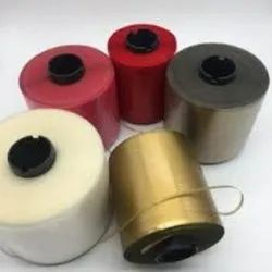 Label India Single Sided Tear Off Tape Rolls, For Packaging