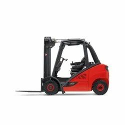Linde Battery Operated Electric Forklift