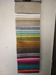 Plain Cotton 220 GSM Fabric 54