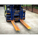 Single-Double Pallet Handler