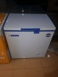 Blue star +8 deg to -24 deg Freezer, Model Name/Number: CHFSD100DHSW, Capacity: 100 L