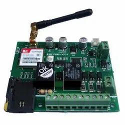 GSM Based Motor Starter Control