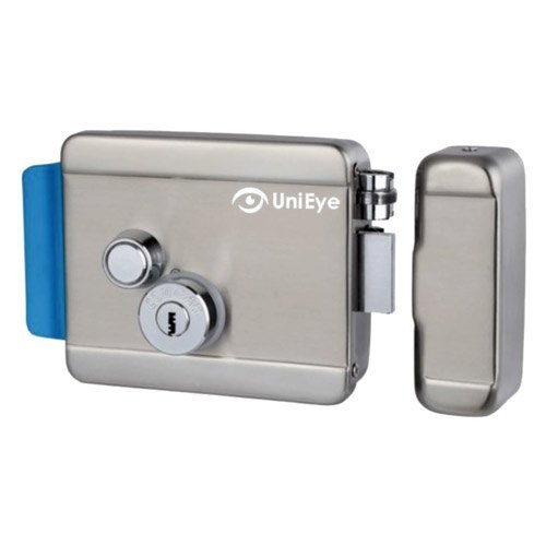 Automatic Zinc Alloy UniEye UEEL1 Electric Security Lock