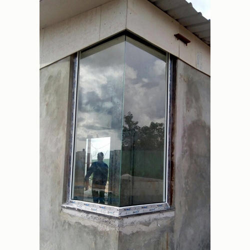 UPVC Corner L Window, Height: 2 Feet, Rs 350 /square Feet