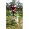 Outdoor Gym Knee Hip Raiser Single