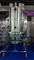 FLUID BED DRYER FOR PHARMA INDUSTRY