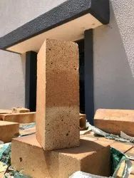 IS 6 Refractory Brick, Size: 9in X 4.5in X 3in
