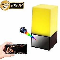 Hidden Camera Color Night Light WiFi Spy Camera
