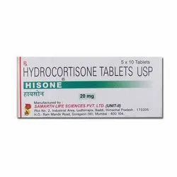 20mg Hydrocortisone Tablets USP