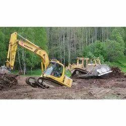 Golf Course Construction Service