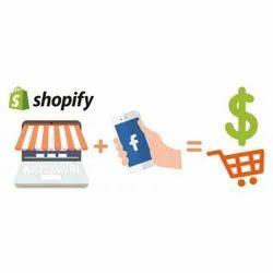 电子商务启用了Shopify网站开发服务,持续时间:10天