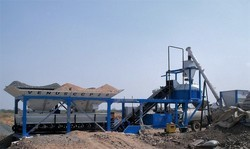 Mobile Concrete Batching Plant (CCP Series)