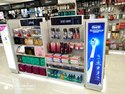 Cosmetic Gondola Display Rack