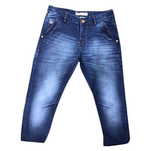 Zyker Faded Mens Straight Jeans, Waist Size: 30, 32, Rs 600 /piece