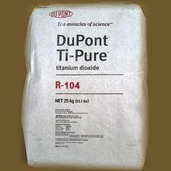 Industrial Grade Titanium Dioxide Dupont / Chemours R 104