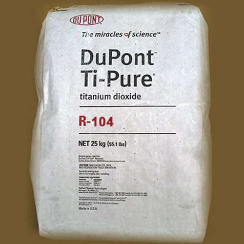 Plastic Compounding and Cable - Titanium Dioxide Dupont / Chemours R