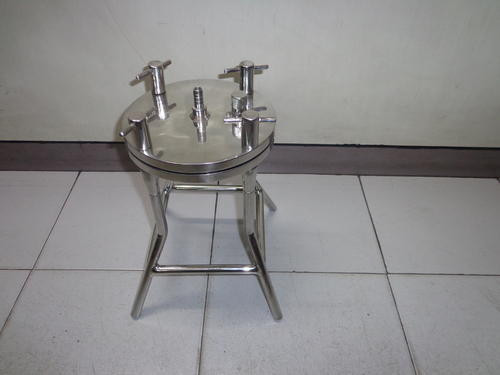 Stainless Steel Disc Filter Housing