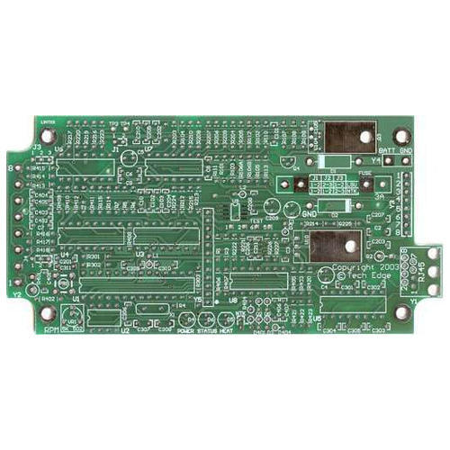 Custom Printed Circuit Board - View Specifications & Details