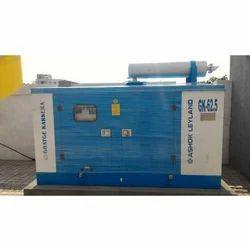 Three Phase 62.5 KVA Silent Diesel Generator