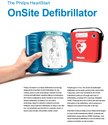 Automated External Defibrillator PHILIPS