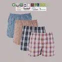 Natural Recycle Organic Cotton Mens Boxer Shorts