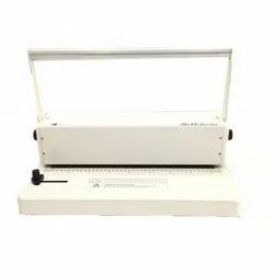 14 F/C Spiral Binding Machine