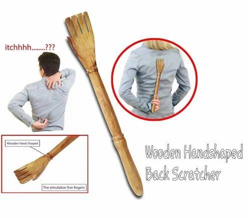 Wooden Back Massager