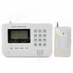 Gsm Security Alarm System