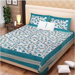 Rajasthani Print Cotton Bedsprade