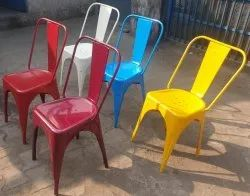 Diagnovision Multicolor Visitor Waiting Chair, Seating Capacity: 1