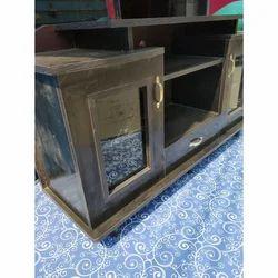 Beech Designer TV Table