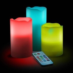 PNX LED Candles With Light
