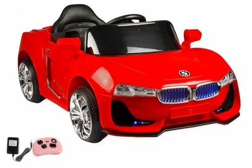 Wheel Power Baby Battery Operated Ride On Bmw Car Red Capacity 30 35 Kg Rs 13799 Piece Id 21363731533