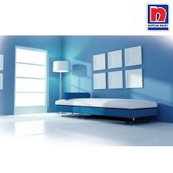 Interior and exterior painting service in tiruchirappalli for Nippon paint colour for living room