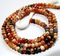 Mystic Coated Carnelian Beads