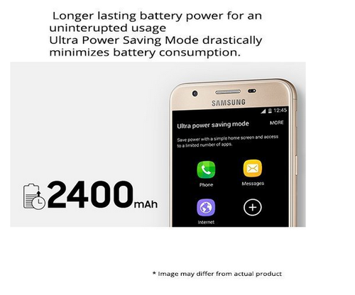 Samsung Galaxy J5 Prime Sm G570f Gold My Dukaan Slp