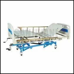 Four Function Luxurious Electric Care Bed