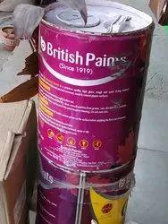 Berger British Oil Paints