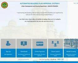 Online Building Permission