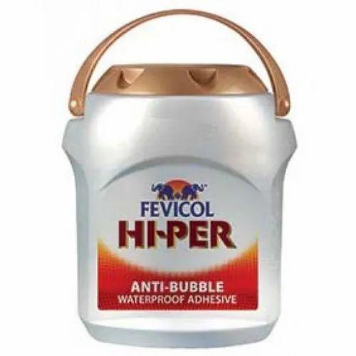 Pidilite Liquid Fevicol Hi Per Waterproof Adhesive Packaging Size 1 Kg Rs 400 Kilogram Id 21190142133