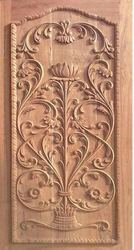 Interior Finished Carving Doors