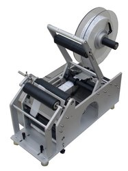 Manual Round Bottle Labeling Machines